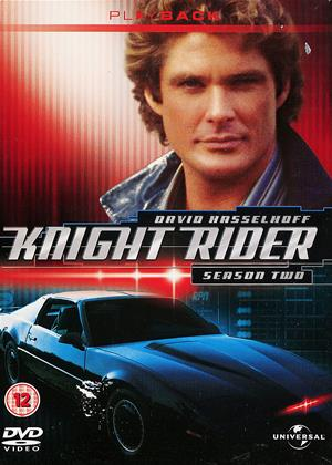 Rent Knight Rider: Series 2 Online DVD Rental