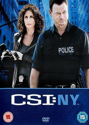 CSI New York: Series 6 Online DVD Rental