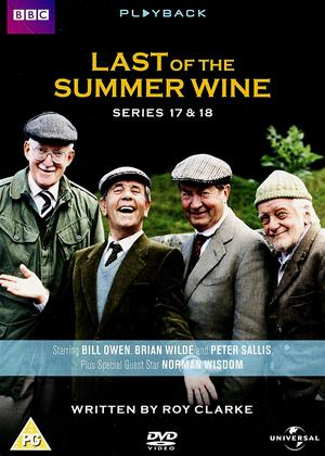 Last of the Summer Wine: Series 17 and 18 Online DVD Rental