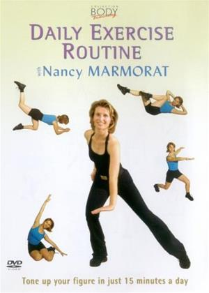 Body Training: Daily Exercise Routine Online DVD Rental