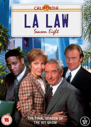 L.A. Law: Series 8 Online DVD Rental
