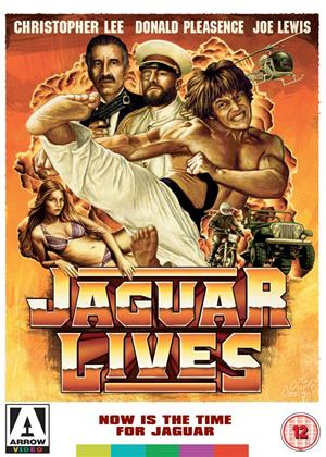 Jaguar Lives Online DVD Rental