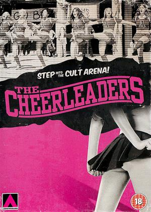 Rent The Cheerleaders Online DVD Rental
