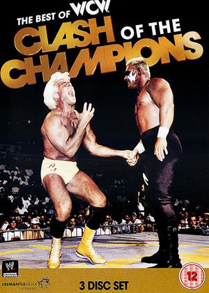 Rent WCW: Best of Clash of the Champions Online DVD Rental