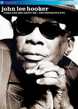 Rent John Lee Hooker: Come and See About Me Online DVD Rental