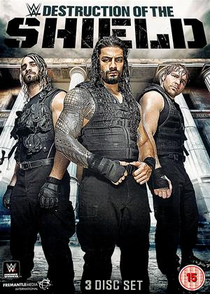 WWE: The Destruction of the Shield Online DVD Rental