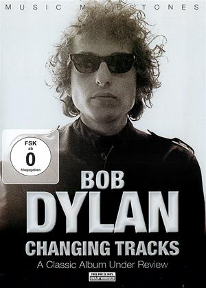 Rent Bob Dylan: Changing Tracks Online DVD Rental