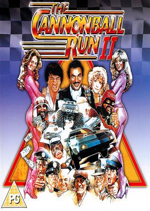 Cannonball Run 2 Online DVD Rental