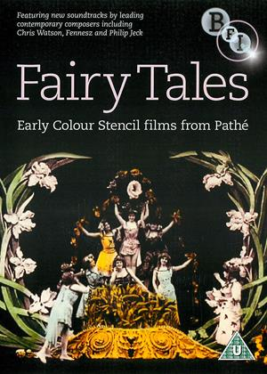Fairy Tales: Early Colour Stencil Films from Pathé Online DVD Rental