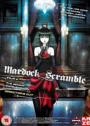 Mardock Scramble: The Second Combustion Online DVD Rental
