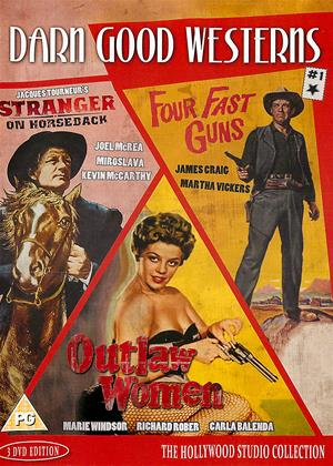 Rent Darn Good Westerns: Collection 1 Online DVD Rental