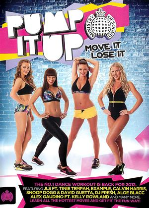 Ministry of Sound's Pump It Up: Move It, Lose It Online DVD Rental