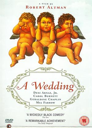 A Wedding Online DVD Rental