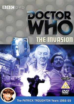 Rent Doctor Who: The Invasion Online DVD Rental