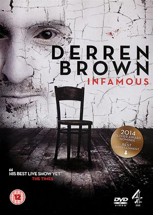 Derren Brown: Infamous Online DVD Rental
