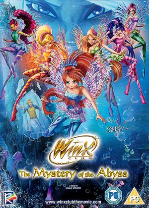 Winx Club: The Mystery of the Abyss Online DVD Rental