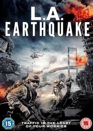 L.A. Earthquake Online DVD Rental
