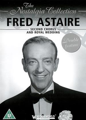Fred Astaire: Second Chorus / Royal Wedding Online DVD Rental