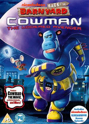 Back at the Barnyard: Cowman the Uddered Avenger Online DVD Rental