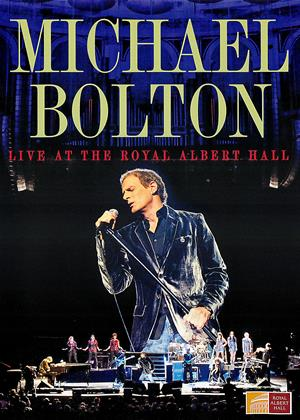 Michael Bolton: Live at the Royal Albert Hall Online DVD Rental