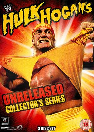 WWE: Hulk Hogan's Unreleased Collector's Series Online DVD Rental