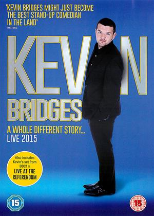 Kevin Bridges Live: A Whole Different Story Online DVD Rental