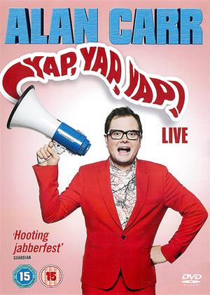 Alan Carr: Yap, Yap, Yap! Online DVD Rental