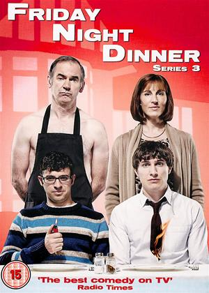 Rent Friday Night Dinner: Series 3 Online DVD Rental