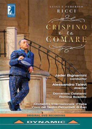 Rent Crispino E La Comare: Martina Franca Festival (Bignamini) Online DVD Rental