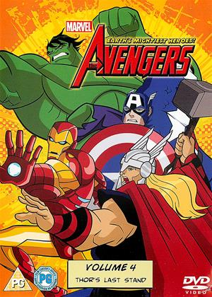 The Avengers: Earth's Mightiest Heroes: Vol.4 Online DVD Rental