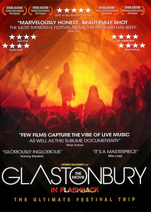 Glastonbury the Movie: In Flashback Online DVD Rental