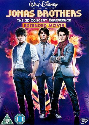 Jonas Brothers: The 3D Concert Experience Online DVD Rental