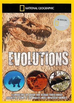 Rent National Geographic: Evolutions Online DVD Rental