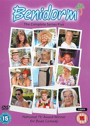 Benidorm: Series 5 Online DVD Rental