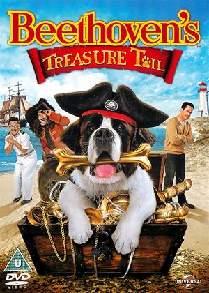 Rent Beethoven's Treasure Tail Online DVD Rental