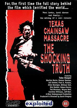 Rent Texas Chainsaw Massacre: The Shocking Truth Online DVD Rental
