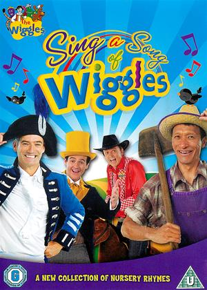 The Wiggles: Sing a Song of Wiggles Online DVD Rental