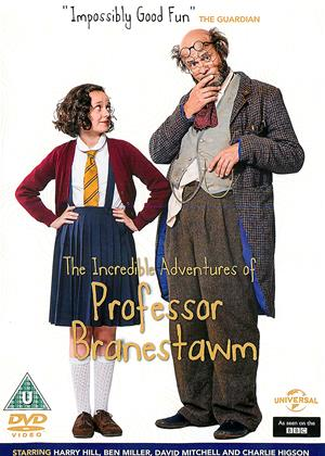 Rent The Incredible Adventures of Professor Branestawm Online DVD Rental