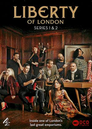 Rent Liberty of London: Series 1 and 2 Online DVD Rental