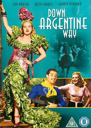 Down Argentine Way Online DVD Rental
