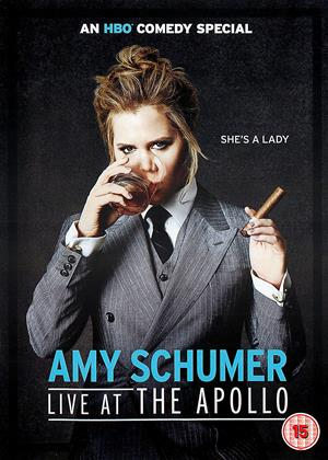 Rent Amy Schumer: Live at the Apollo Online DVD Rental