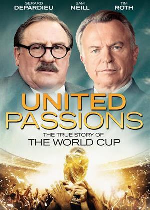 United Passions Online DVD Rental