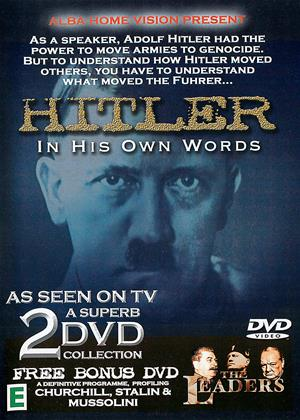 Hitler: In His Own Words Online DVD Rental