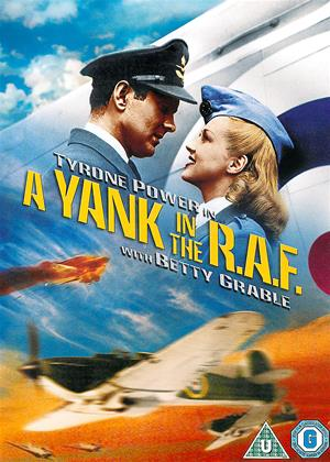 A Yank in the R.A.F. Online DVD Rental