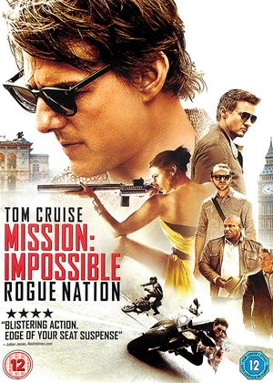 Mission Impossible: Rogue Nation Online DVD Rental