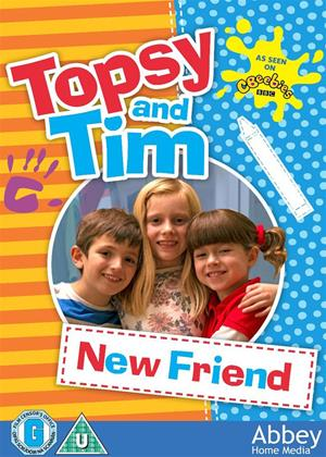 Topsy and Tim: New Friend Online DVD Rental