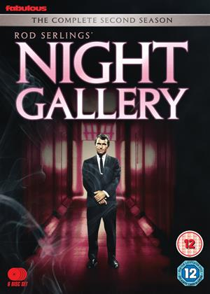 Night Gallery: Series 2 Online DVD Rental