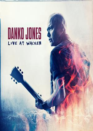 Danko Jones: Live at Wacken Online DVD Rental