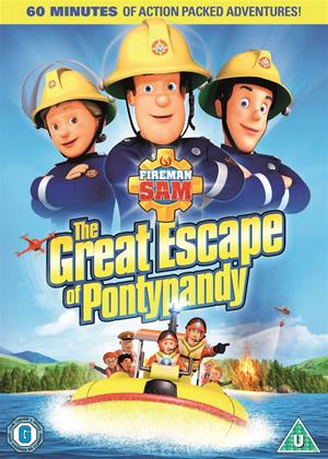 Fireman Sam: The Great Escape of Pontypandy Online DVD Rental