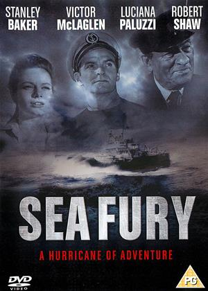Sea Fury Online DVD Rental